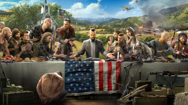 Far Cry 5 Wallpaper