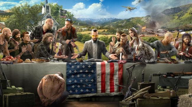 Far Cry 5 Wallpaper