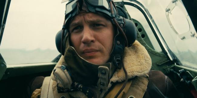 Dunkirk Tom Hardy