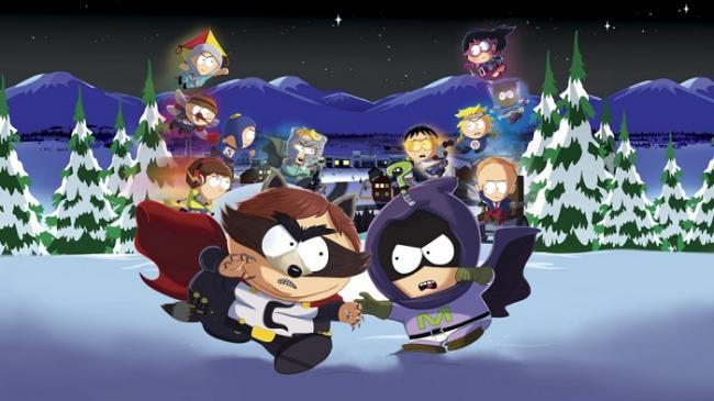 South Park: Die Rektakuläre Zerreisprobe Logo