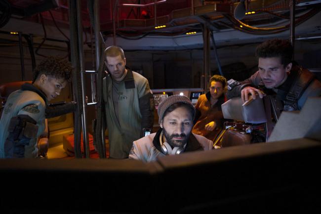 Die Crew der Rocinante