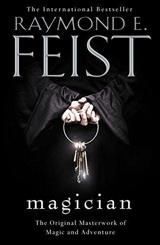 Magician Book Cover