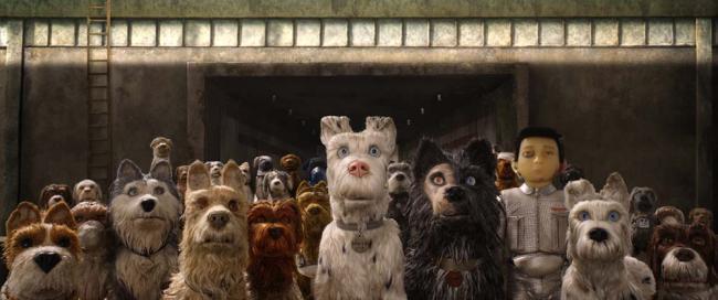 Isle of Dogs Atari und seine Hunde