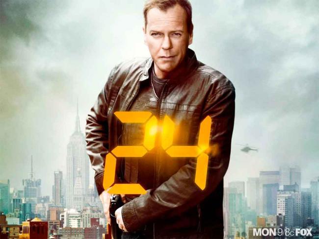 24: Cover mit Kiefer Sutherland