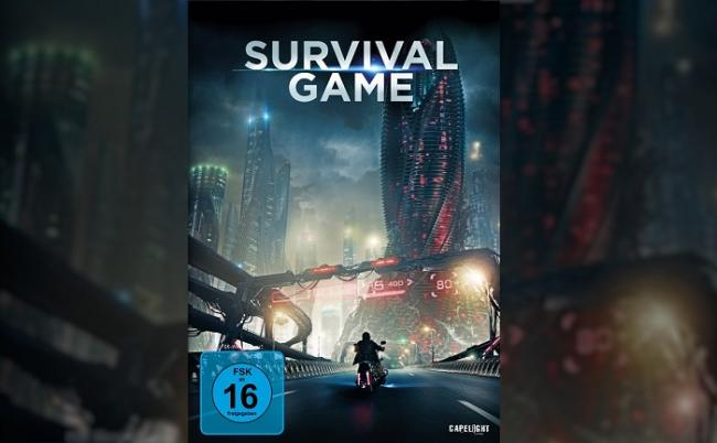 Survival Game Cover Art