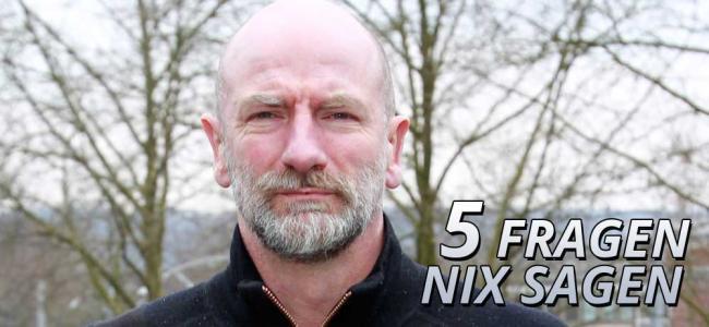 5 Fragen nix sagen mit Graham McTavish aus der Hobbit-Trilogie