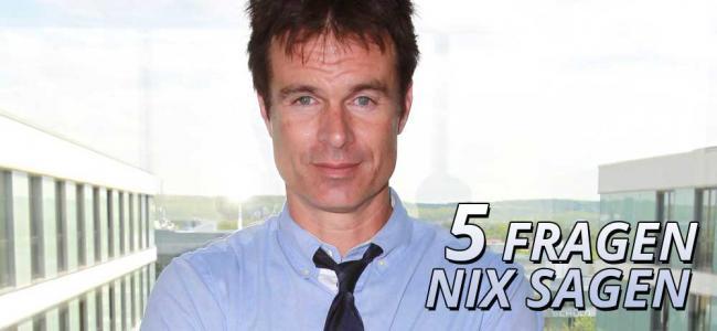 5 Fragen nix sagen mit Patrick Muldoon aus Starship Troopers