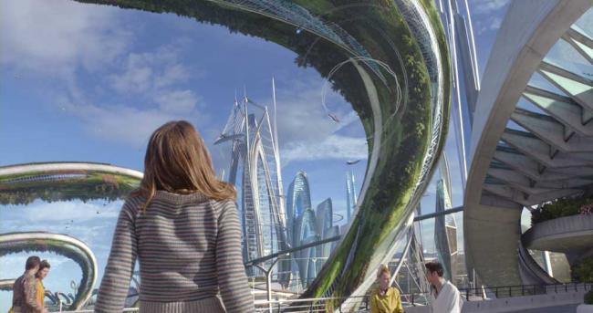 A World Beyond Tomorrowland