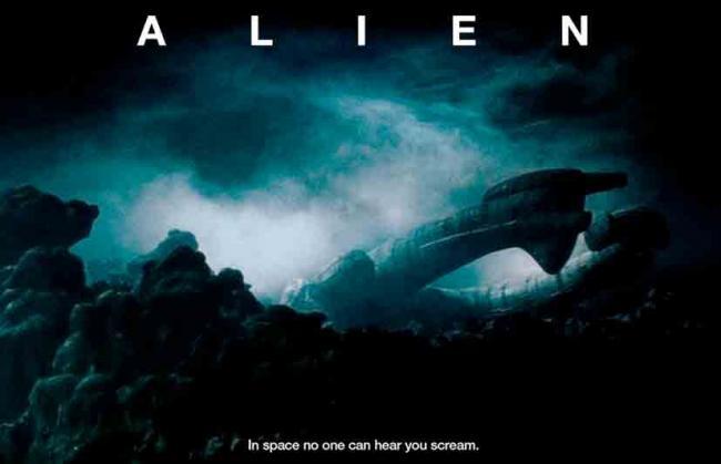 Alien (1979) Filmposter