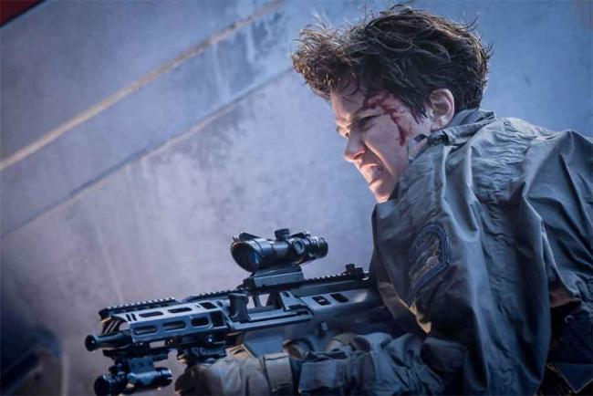 Katherine Waterston als Daniels in Alien: Covenant