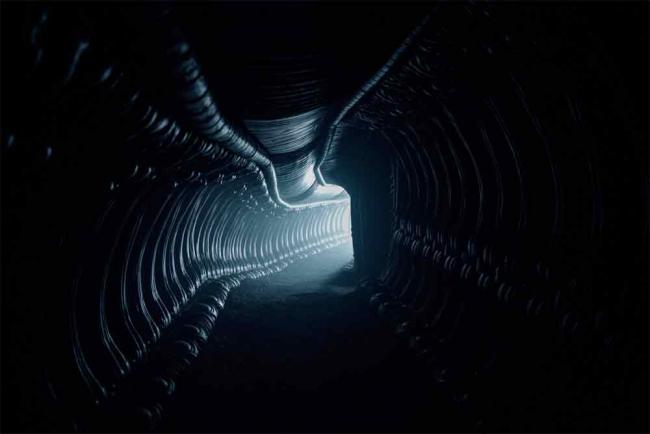 Raumschiff der Konstrukteure in Alien: Covenant