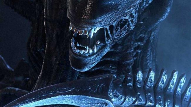 Alien aus Alien Isolation