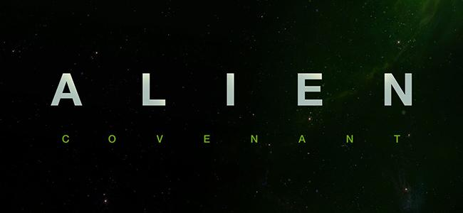 Alien: Covenant Logo