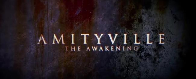 Amityville: The Awakening Logo
