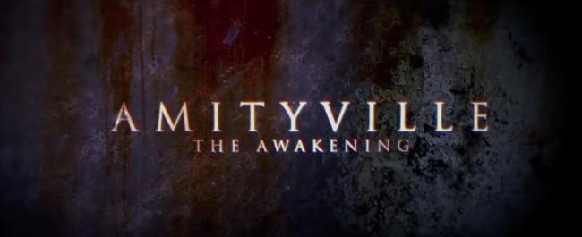 Amityville: The Awakening Logo