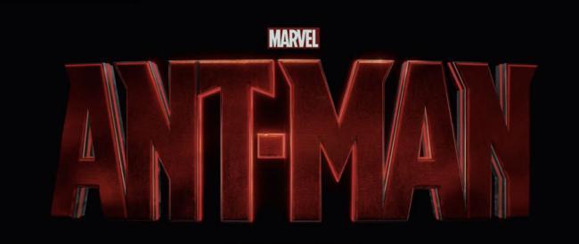 Logo zu Ant-Man