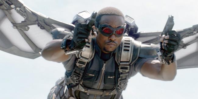 Captain America: Civil War Falcon