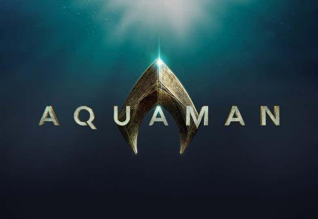 Filmlogo zu Aquaman (2018)