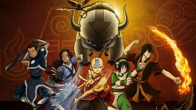 Avatar Der Herr Der Elemente Netflix Produziert Eine Live Action