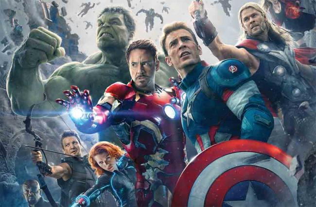 Avengers: Age of Ultron 2015 Poster
