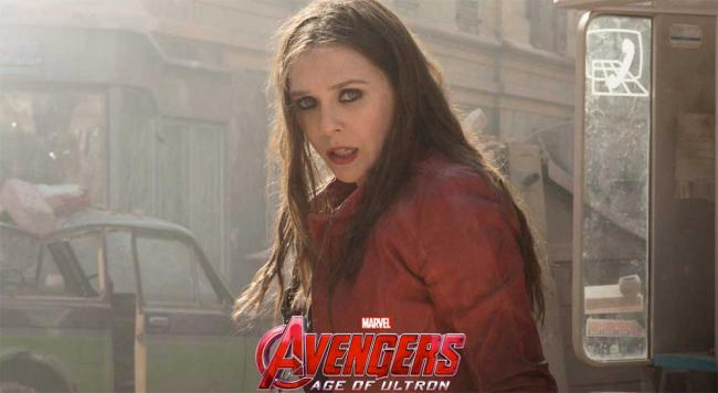 Marvel Scarlet Witch