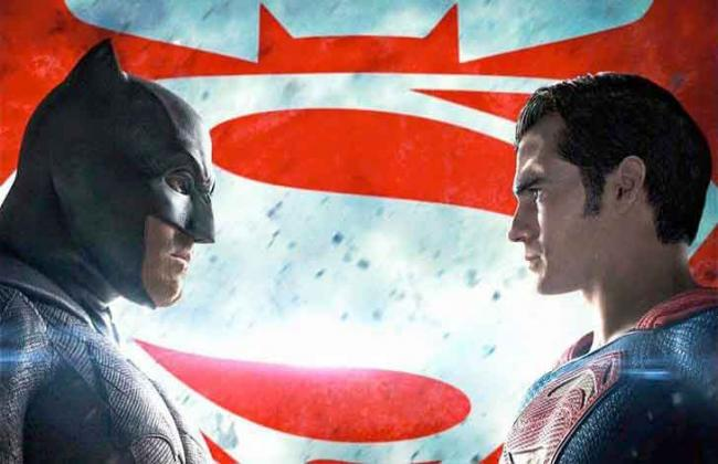 Poster zu Batman v Superman: Dawn of Justice