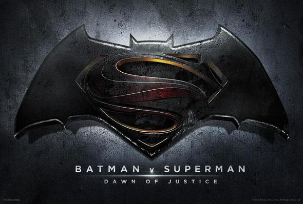 Batman v Superman: Dawn of Justice Logo