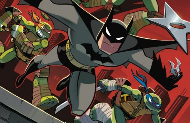 Batman Adventures/Teenage Mutant Ninja Turtles