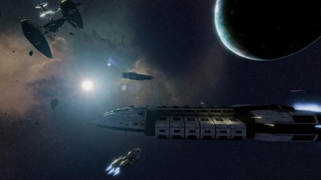 Battlestar Galactica Deadlock: Strategiespiel mit einem Trailer für Konsolen und PC angekündigt