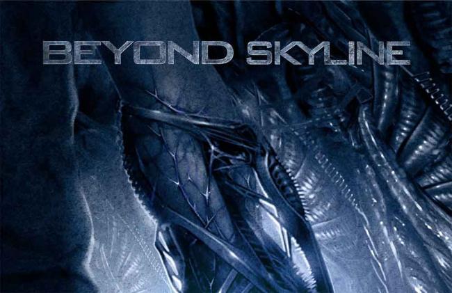 Beyond Skyline - Teaser-Poster