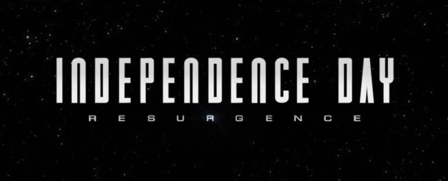Independence Day 2 Logo