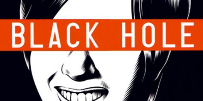 Black Hole Comic
