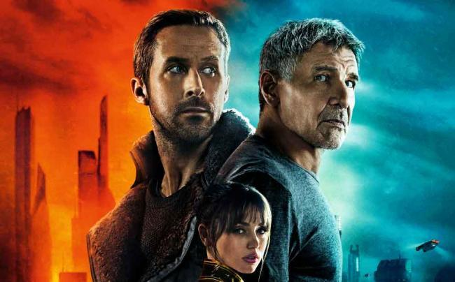 Hauptposter zu Blade Runner 2049