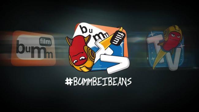 Logo Bumm bei Beans