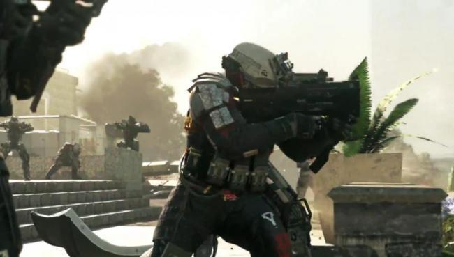Call of Duty: Infinite War Trailer Still