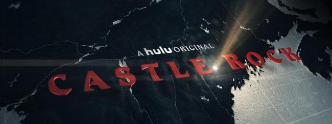Logo zur Hulu-Serie Castle Rock