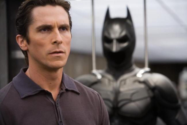 Christian Bale in The Dark Knight