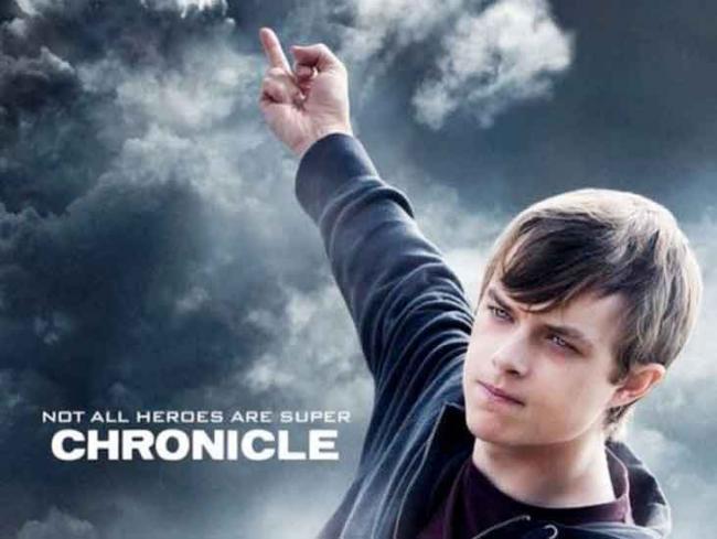 Filmposter zu Chronicle - Wozu bist du fähig?