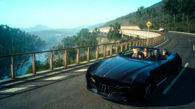 Final Fantasy XV: Roadtrip