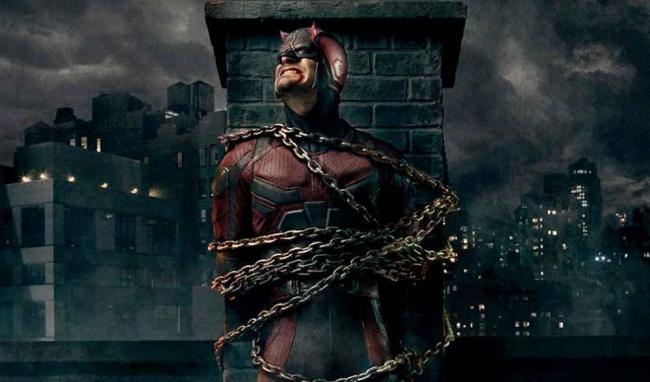 Daredevil Staffel 2 offizielles Poster