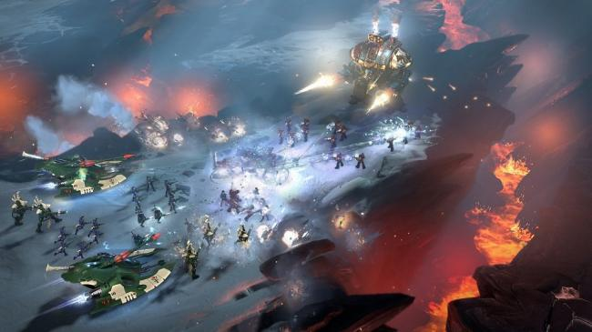 Dawn of War 3 Screenshot