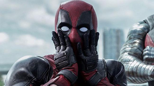 Ryan Reynold ist Deadpool