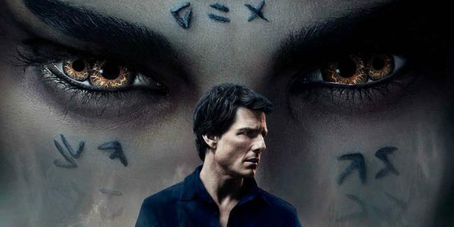 Die Mumie Tom Cruise