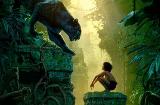 Disney's Jungle Book 2016
