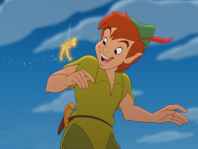 Peter Pan Disney Plant Realfilm Robots Dragons