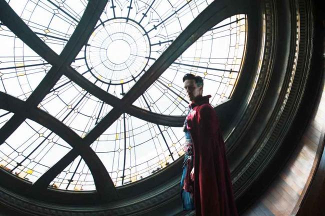 Doctor Stephen Strange (Benedict Cumberbatch)
