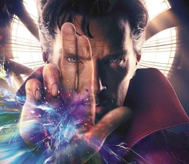 Doctor Strange Teaser-Poster