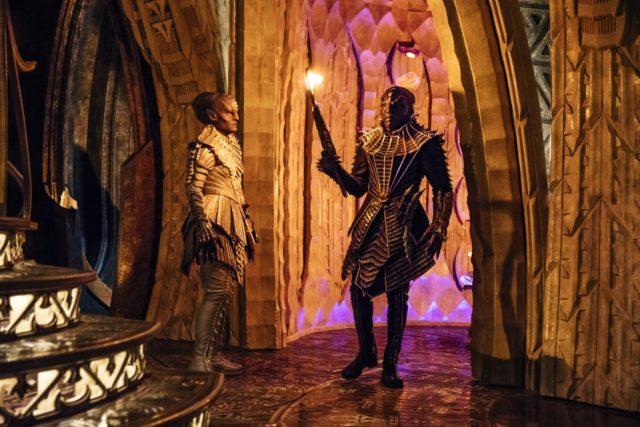 Die neuen Klingonen aus Star Trek: Discovery