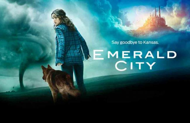 Emerald City 2017 NBC Poster