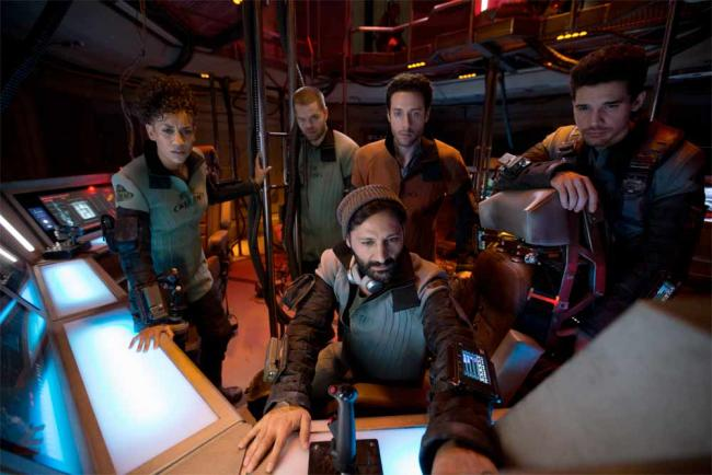 The Expanse Staffel 1 - Crew
